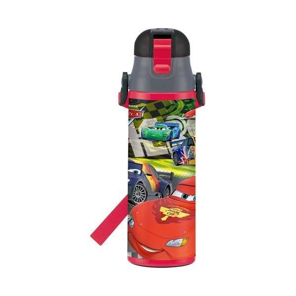 ロック付ワンプッシュダイレクトボトル 580ml スケーター 子供用 超軽量 保冷 直飲み ステンレスボトル|sawadaya-net|10