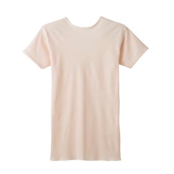 処分価格【グンゼ 快適工房】3分袖前あきボタン付シャツ S〜L 気持ちいいがいつまでも、綿100%|sawadaya-net|05
