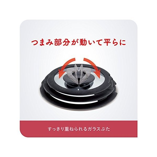 ティファール フライパン 鍋 9点セット IH T-fal インジニオ・ネオ IHルビー・エクセレンス チタン 6層コーティング L66392 送料無料 新生活|sawagift|03