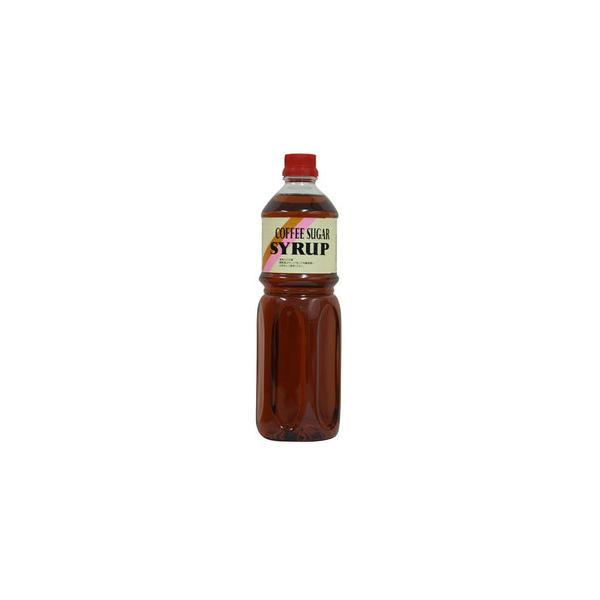 ガムシロップ ブラウン 1リットル(冷凍便不可) グルメ