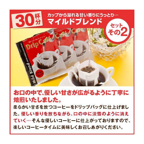 (澤井珈琲) 送料無料 1分で出来るコーヒー専門店のドリップバッグ 100袋 お試し福袋2