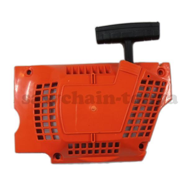 互換部品 リコイル スターターアッセンブリー ハスクバーナ チェンソー 340 345 346XP 350 351 353|sawchain