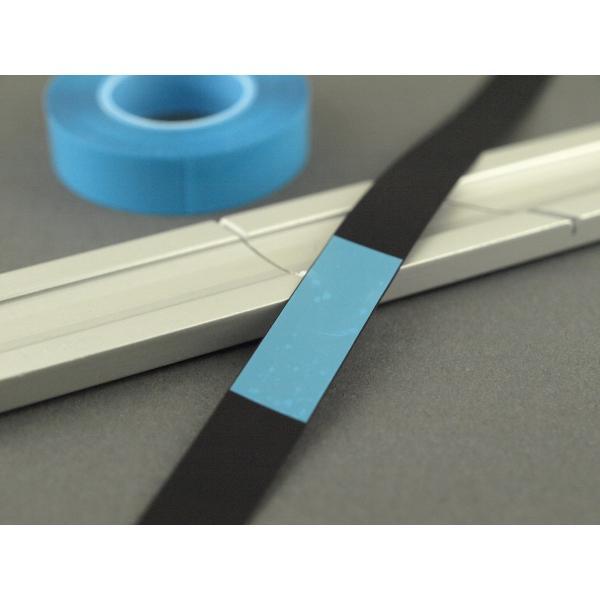 スプライシングテープ 1/2インチ幅オープンリールテープ用 青 sayryu-do 02