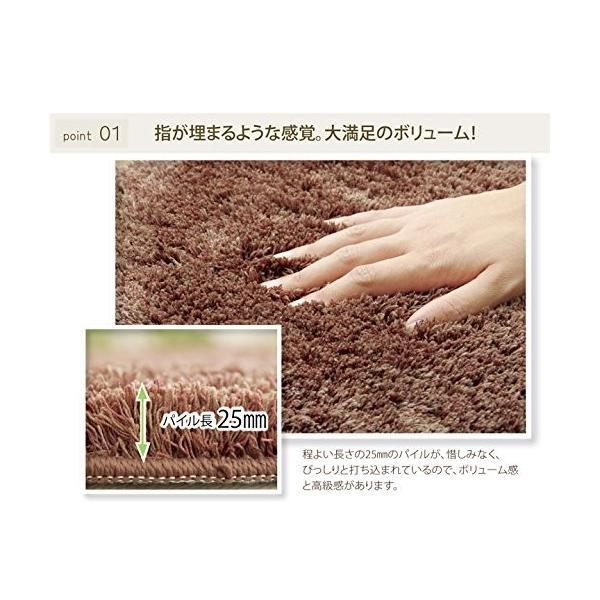 イケヒコ・コーポレーション チェアパッド グレー 約35cm丸 sazanamisp 03