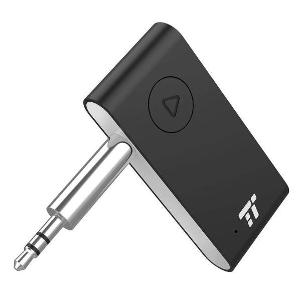 aptX 対応 TaoTronics Bluetooth オーディオ レシーバー (15時間連続再生 二台同時接続可 CVC6.0ノイズキャ|sb18shop|03