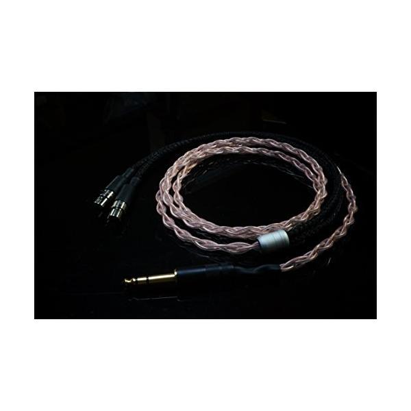 フラグシップモデル PlusSound(プラスサウンド) Dionysian Series Custom Cable Audeze LCD-
