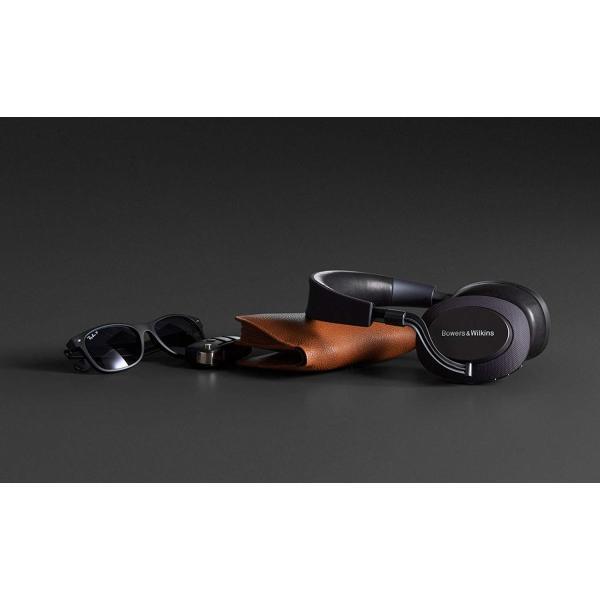 Bowers & Wilkins PX ワイヤレスノイズキャンセリングヘッドホン Bluetooth/aptX HD/AAC対応 スペースグ