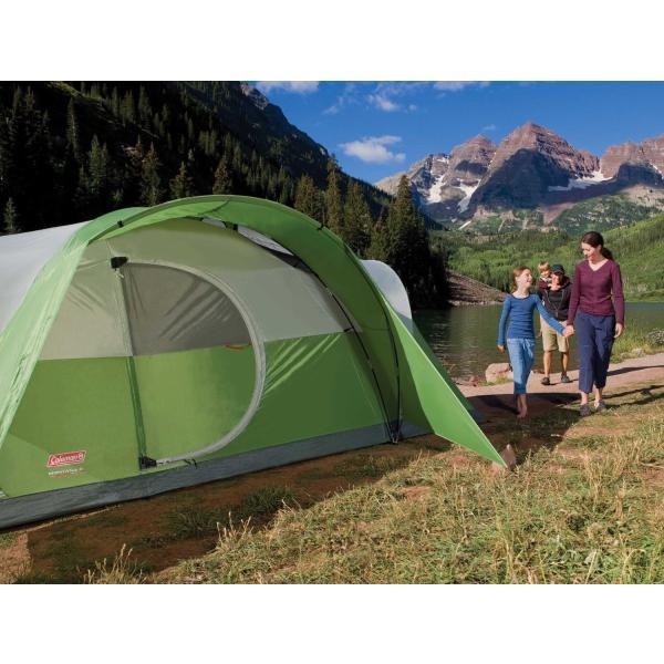 (コールマン) Coleman Montana 8-Person Tent コールマンモンタナ8人のテント 並行輸入品 DOLZIKGOO|sb18shop