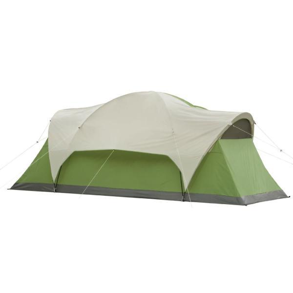 (コールマン) Coleman Montana 8-Person Tent コールマンモンタナ8人のテント 並行輸入品 DOLZIKGOO|sb18shop|02