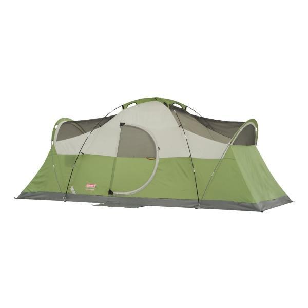 (コールマン) Coleman Montana 8-Person Tent コールマンモンタナ8人のテント 並行輸入品 DOLZIKGOO|sb18shop|03