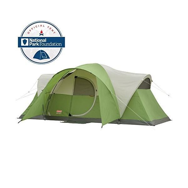 (コールマン) Coleman Montana 8-Person Tent コールマンモンタナ8人のテント 並行輸入品 DOLZIKGOO|sb18shop|05