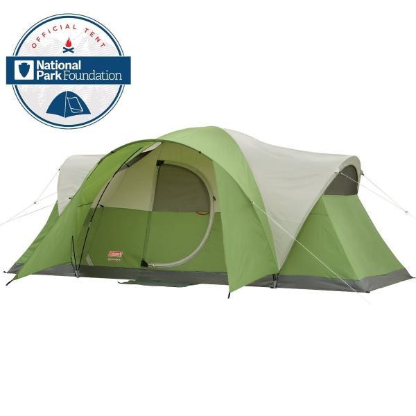 (コールマン) Coleman Montana 8-Person Tent コールマンモンタナ8人のテント 並行輸入品 DOLZIKGOO|sb18shop|06