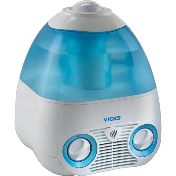 UV除菌機能搭載ヴィックス気化式加湿器 V37004個セット