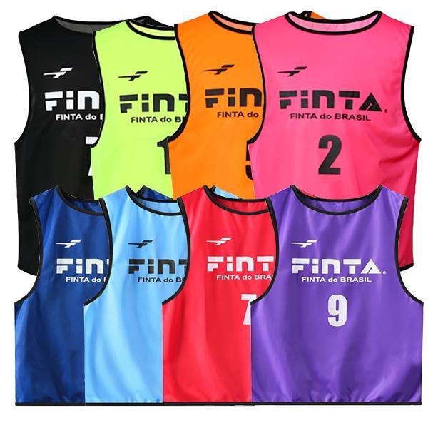 フィンタ FINTA ジュニア用ビブス FT6554 (番号プリント)|sblendstore