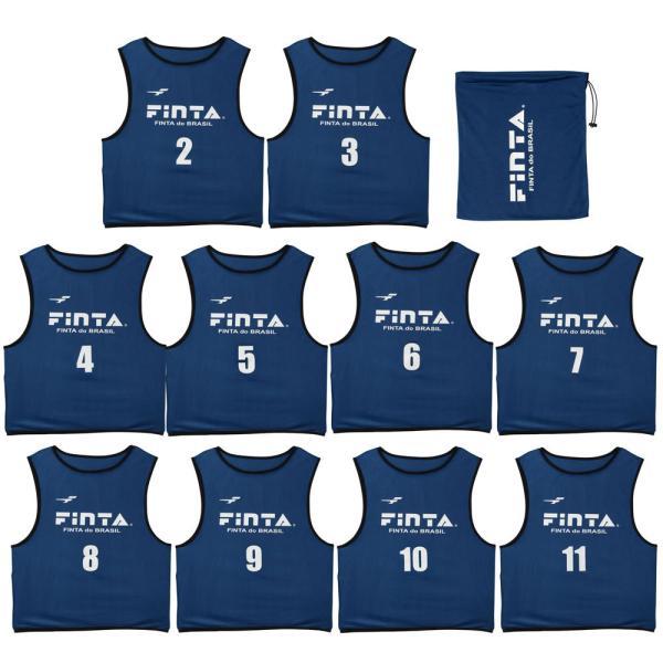 送料無料 フィンタ FINTA ゲームベスト ビブス 10枚セット FT6513|sblendstore|21