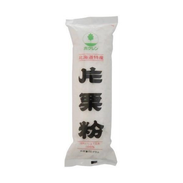 ホクレン 片栗粉(ポリ) 250g