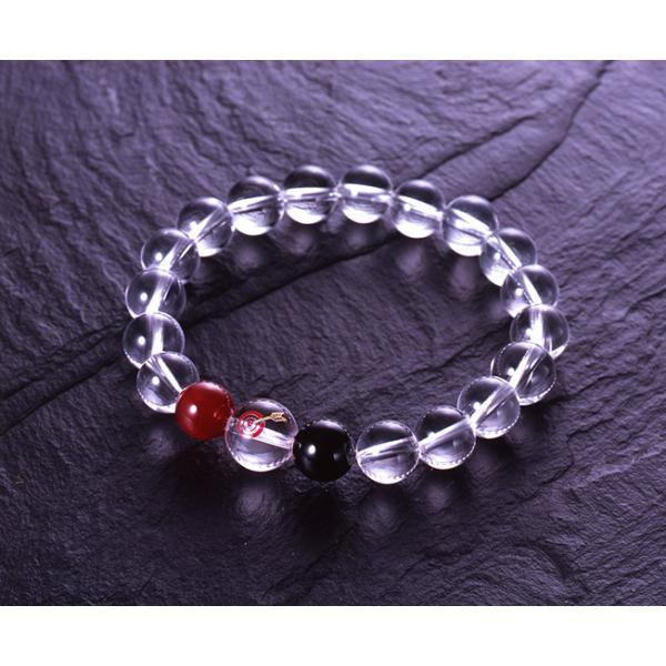 白水晶大当たりブレス 白水晶 赤メノウ オニキス パワーストーン ブレスレット 送料無料 メンズ レディース 効果 ハンドメイド 浄化 種類 意味 アクセサリー