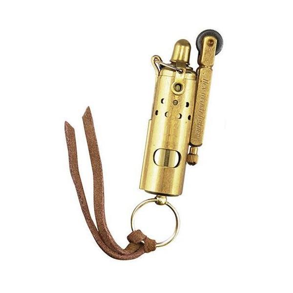 ペンギン オイルライター アレックス トレンチライター ブラスバレル 喫煙グッズ ライフルの薬莢を改造したライター。