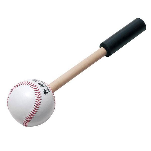 グラブメイクハンマー Ton-Ton(トントン) BX77-22 スポーツ 硬式ボール形の型づくりハンマーです。