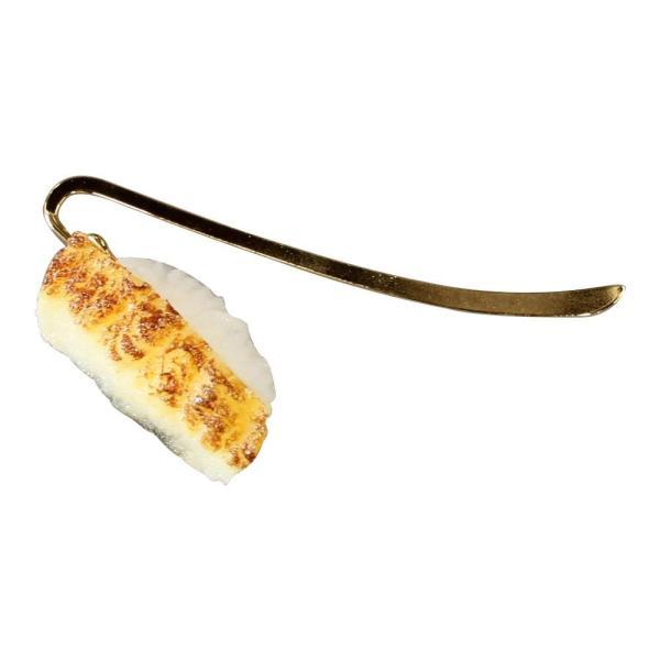 日本職人が作る 食品サンプル しおり にぎり寿司 うなぎ IP-683 文具 まるで本物のような食品サンプルのしおりです。
