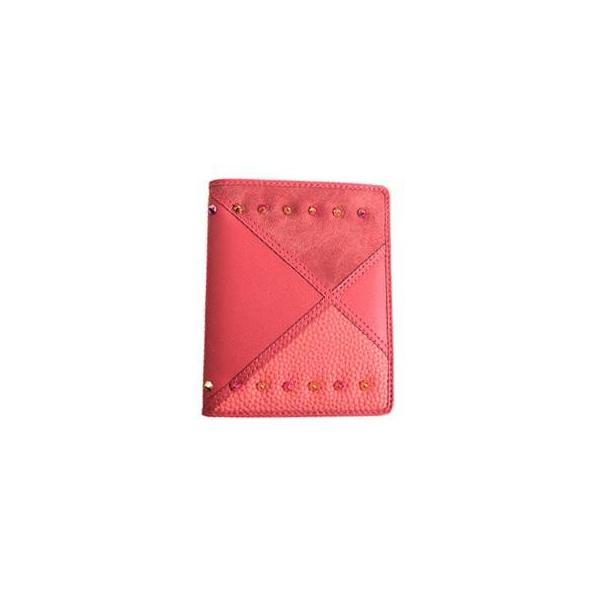 AWESOME(オーサム) パスポートケース アワーグラスシリーズ ピンク ASPC-HG05 アウトドア オシャレなパスポートカバー!
