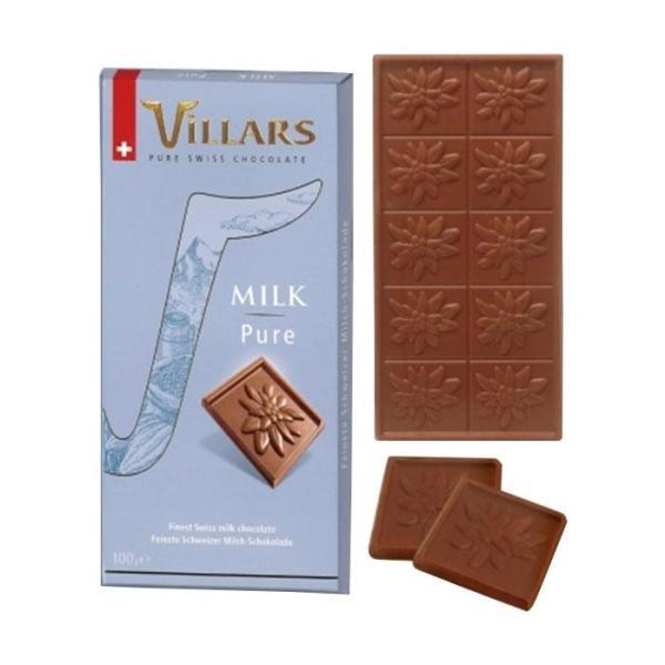 ビラーズ スイス ミルクチョコレート32% 16個 100001384 スイーツ・お菓子 アルプスの恵みがもたらす伝統的なスイスチョコレート。
