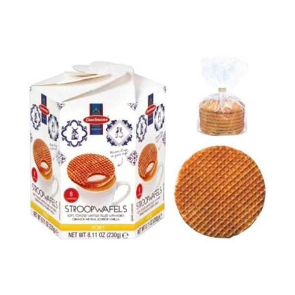 ダールマンズ ハニーワッフル ボックス 9箱 100000766 スイーツ・お菓子 ファミリーサイズのワッフルボックスです。