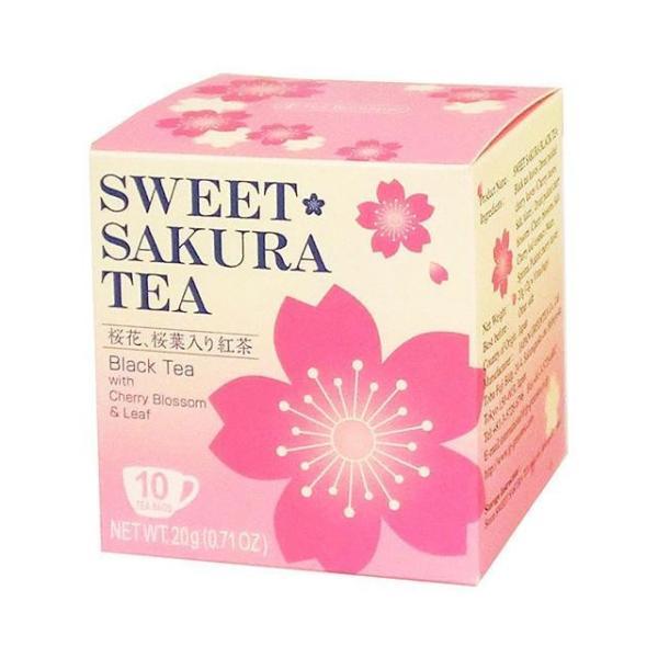 ティーブティック スイートサクラティー  紅茶10TB×20セット 52021 飲料 お祝いのギフトなどにおすすめ。