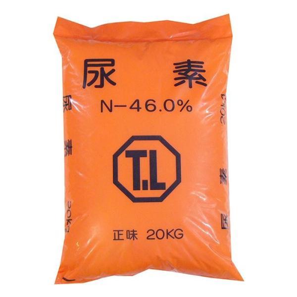 あかぎ園芸 尿素 20kg 1袋 ガーデニング・花・植物・DIY 即効性の窒素肥料で、茎・葉の成長に役立つ。