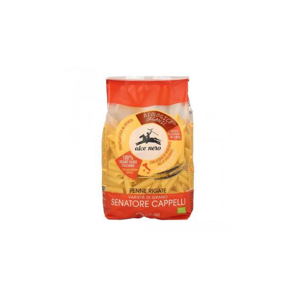 アルチェネロ 有機セナトーレカペッリ・ペンネ 500g 12個セット C5-11 麺類 小麦のおいしさを丸ごと味わえる!