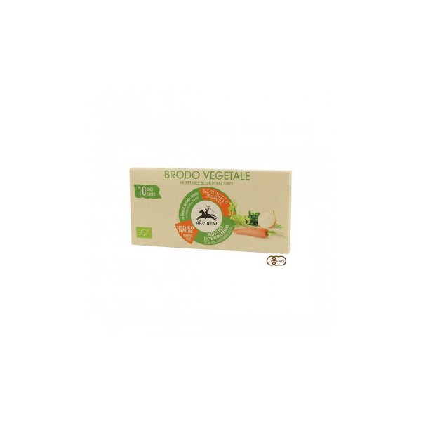 アルチェネロ 有機野菜ブイヨン キューブタイプ 100g 24個セット C5-55 調味料 キューブタイプの有機野菜ブイヨン。