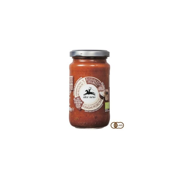 アルチェネロ 有機パスタソース ポルチーニ 200g 12個セット C1-70 調味料 いろいろなお料理に幅広くお使い頂けます。