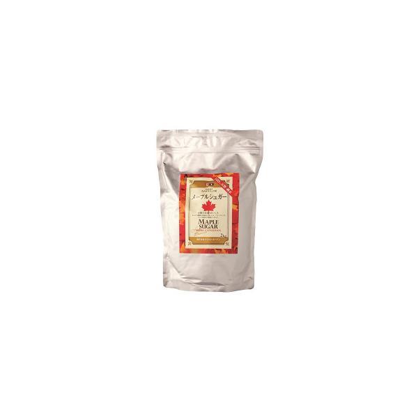 ケベックメープルシュガー顆粒 2kg×6袋 調味料 使い方いろいろ!