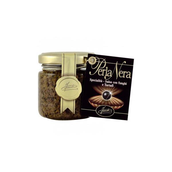 イタリア INAUDI社 イナウディ 森の黒真珠 80g T8 調味料 トリュフの豊かな香りが広がる