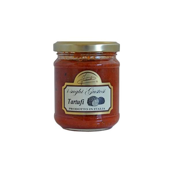 イタリア INAUDI社 イナウディ トリュフとトマトのパスタソース 180g S5 調味料 茹でたパスタなどに