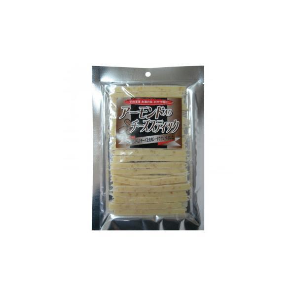 三友食品 珍味/おつまみ アーモンド入りチーズスティック 65g×20袋 チーズ・乳製品 魚肉シートでアーモンド入りのチーズをサンドしたスティック