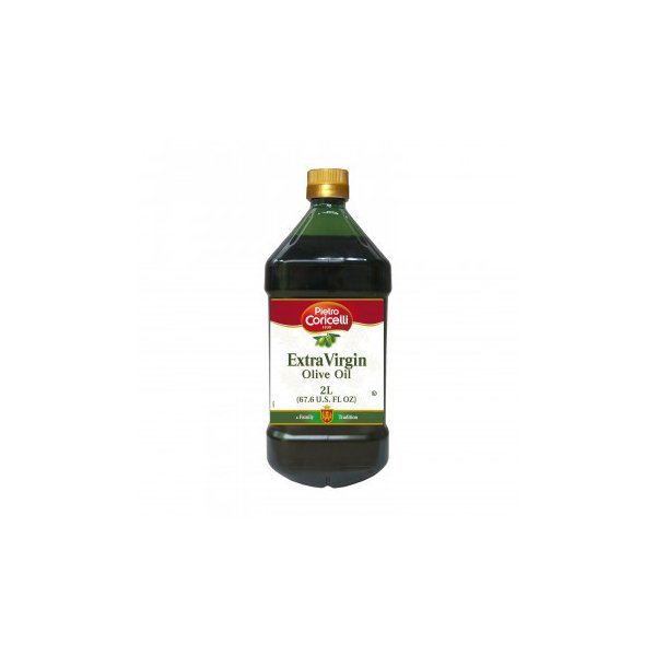 ピエトロコリチェッリ エキストラヴァージンオリーブオイル 2000ml 6本セット 39 調味料 濃い色合いと味わいを持ったオリーブオイル。