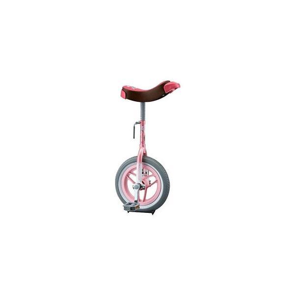 一輪車 スケアクロー ピンク SCW12PK スポーツ ブリヂストン製の一輪車「スケアクロウ」