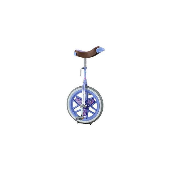 一輪車 スケアクロー ラベンダー SCW16LV スポーツ ブリヂストン製の一輪車「スケアクロウ」
