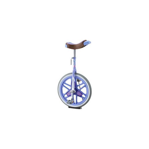 一輪車 スケアクロー ラベンダー SCW18LV スポーツ ブリヂストン製の一輪車「スケアクロウ」