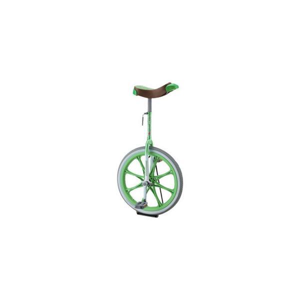 一輪車 スケアクロー グリーン  SCW20GE スポーツ ブリヂストン製の一輪車「スケアクロウ」