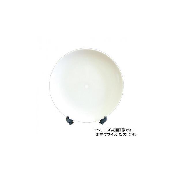 絵付用ホワイトセラミック(無地) 時計白皿(大) Φ23cm 2セット 手芸・クラフト・生地 絵付けが映える白い無地陶器