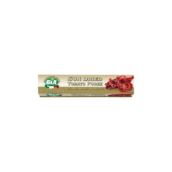 ギア サンドライドトマトペースト 80g 12セット 051001 調味料 チューブタイプの調味料
