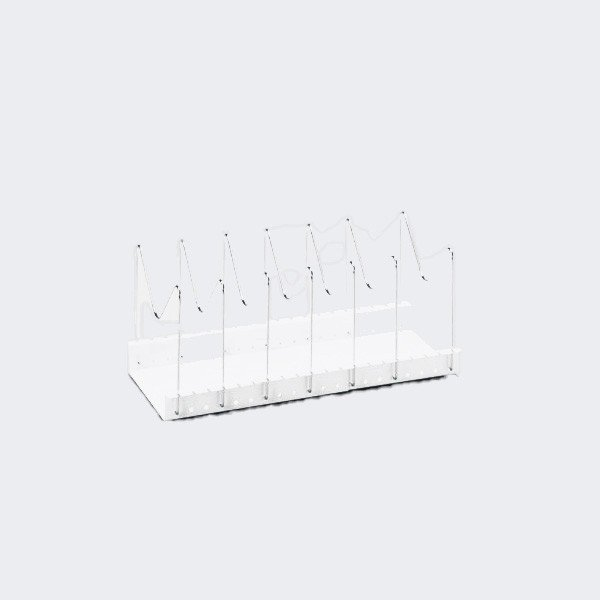 フライパン・鍋・ふた スタンド伸縮タイプ PFN-EX キッチン収納 引き出しタイプのシステムキッチン専用の収納アイテム。