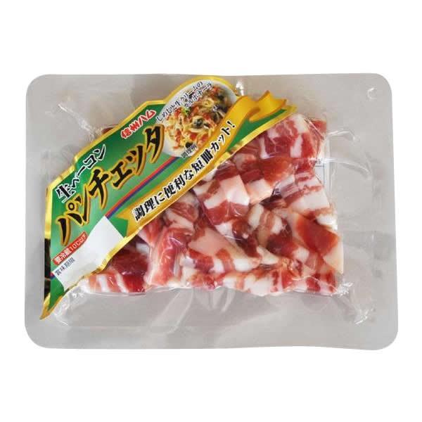 パンチェッタ短冊 ×10袋セット 肉・肉加工品 マスターソムリエ高野豊がお奨めする生ハムです。