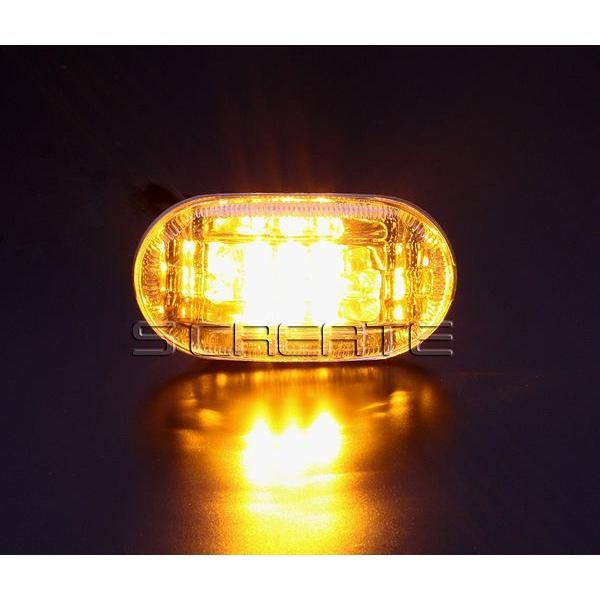 LED13連! ラパン(HE21S) LEDサイドマーカーウインカー TYPE2|screate|02