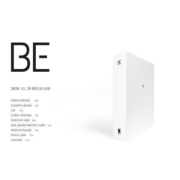 BTS 防弾少年団 - BE(デラックスエディション)(初回限定版) CD (韓国盤)|scriptv|02