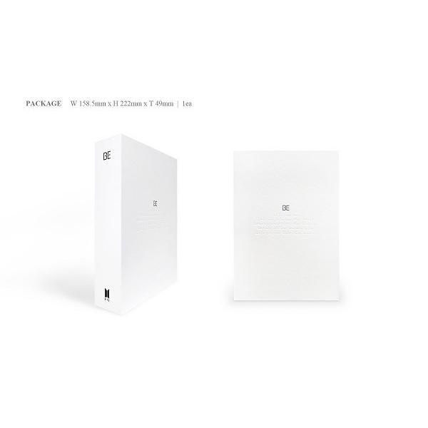 BTS 防弾少年団 - BE(デラックスエディション)(初回限定版) CD (韓国盤)|scriptv|03