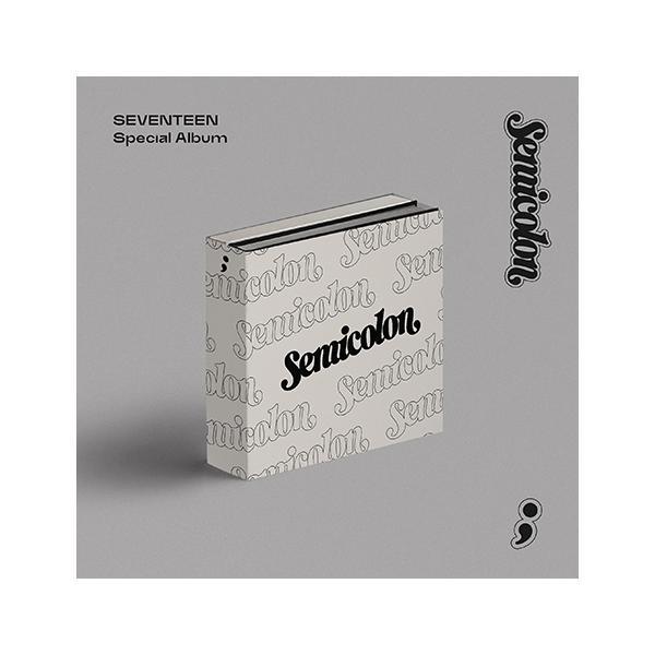 Seventeen Special Album - ; [Semicolon] CD (韓国盤)|scriptv