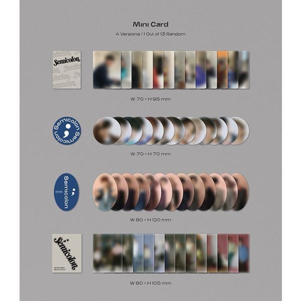 Seventeen Special Album - ; [Semicolon] CD (韓国盤)|scriptv|08